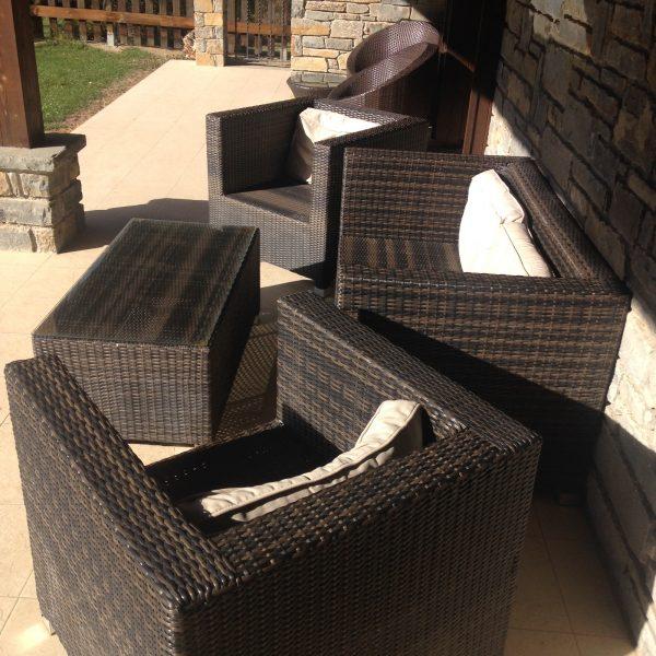Mobiliario porche